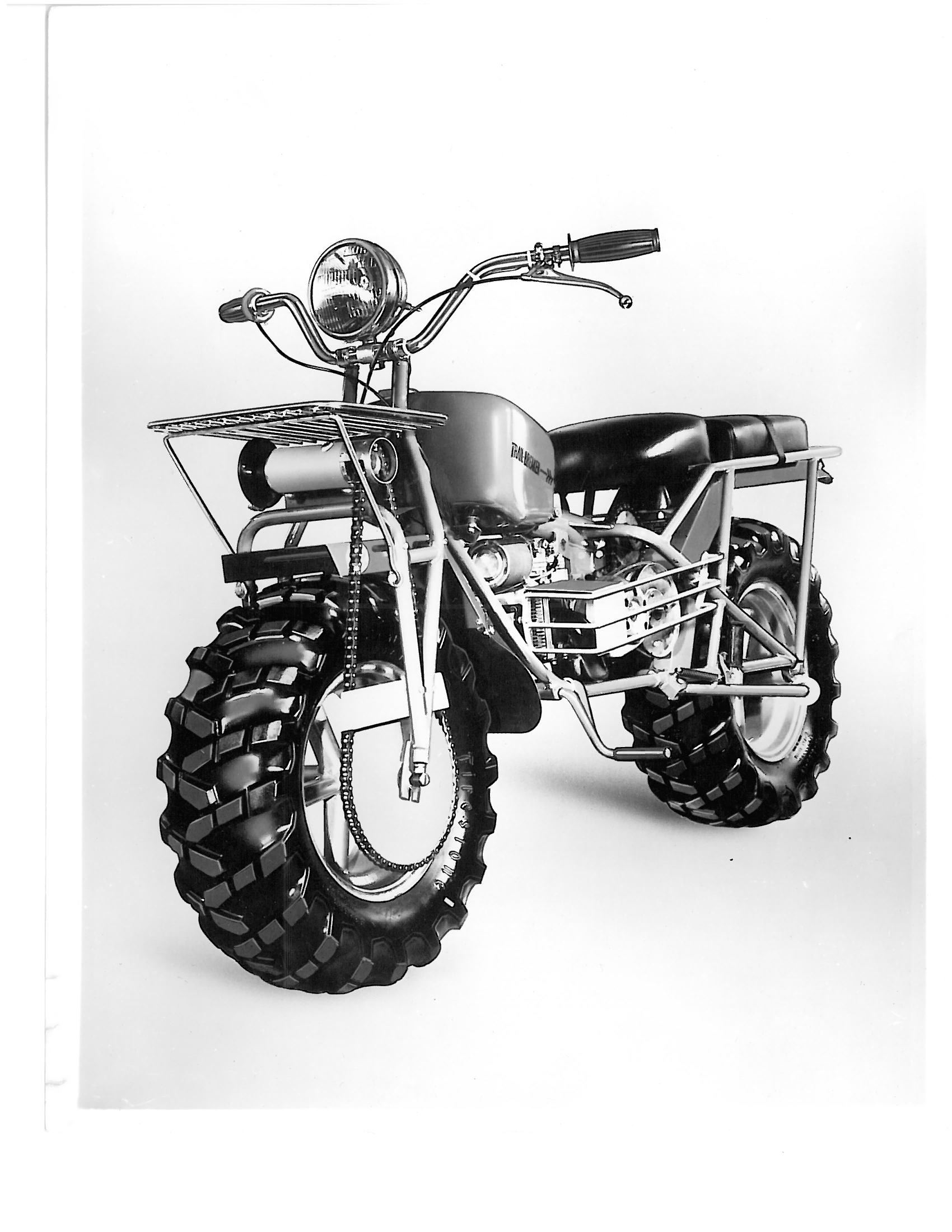 The True History Of Rokon Motorcycles By Bob Gallagher