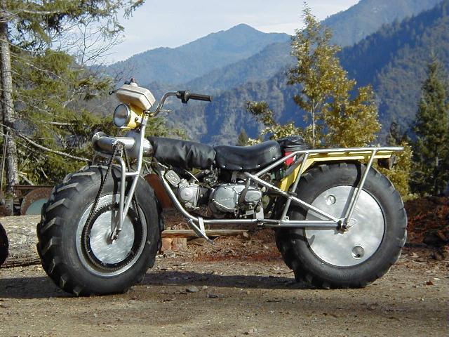 Rokon Freaks Page Oddly Modified Rokon Motorcycles